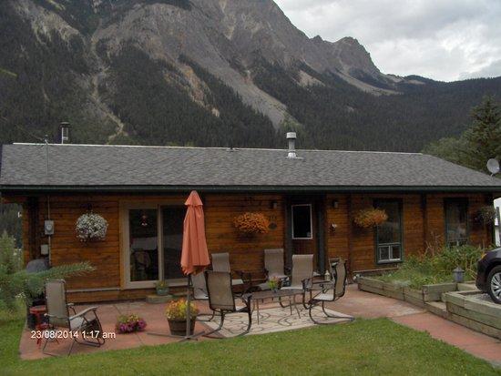 Coyote's Den Guesthouse: Guesthouse vue de la facade principale