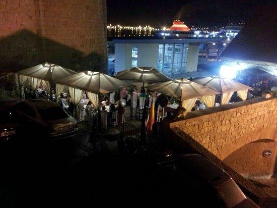 imagen La Muralla en Melilla