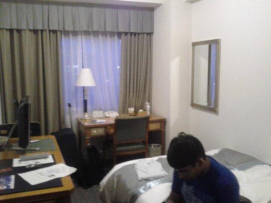 Hotel JAL City Tamachi Tokyo : Room