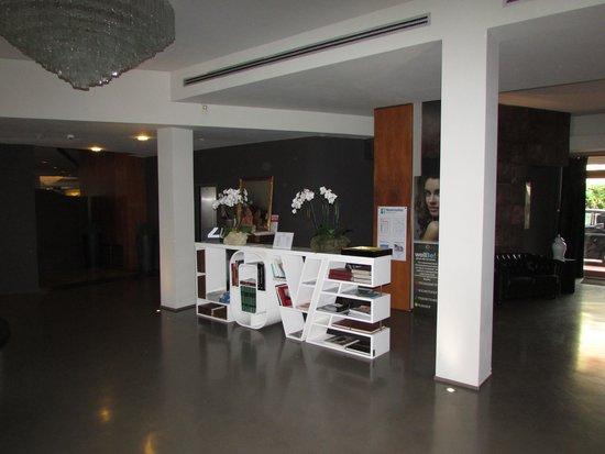 Hotel Michelangelo: Accueil