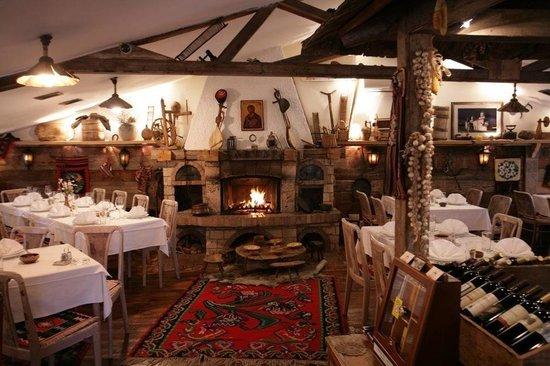 etno restaurant Zlatar