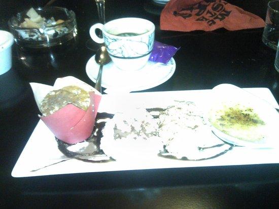Me Gusta Tapas : CAFE GOURMAND