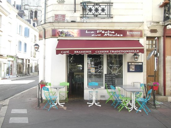 La Peche Aux Moules Restaurant Tours