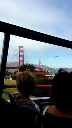 Golden Gate City Hop-On Tours