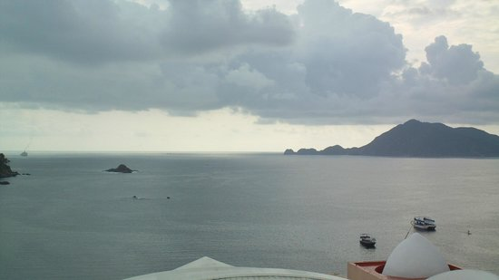 Tesoro Manzanillo: Vista habitación 1