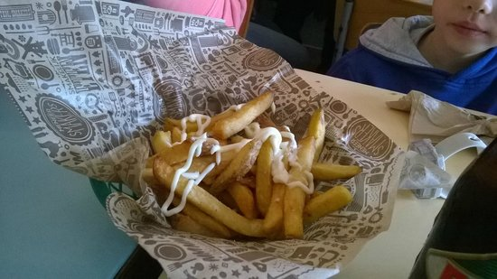 Meneer Smakers: patatine fritte