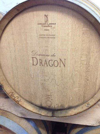 Azur Wine Tours : One of our visits
