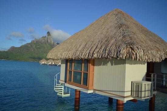 Le Meridien Bora Bora: My Bungalow