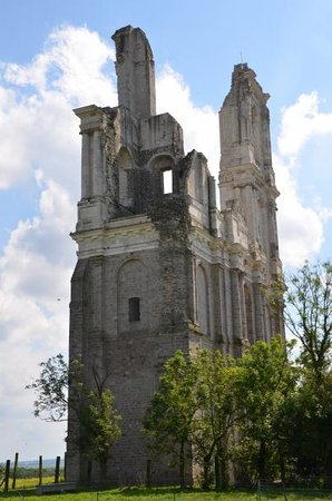 Abbaye de Mont-Saint-Eloi: Mont Saint Eloi abbey
