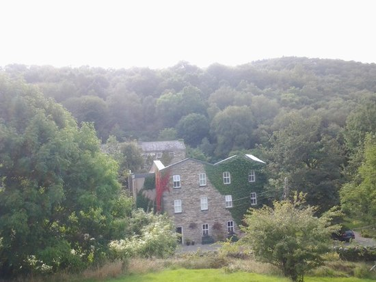 Cloona Health Retreat: The Cloona accommodation - a converted old mill