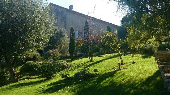 La Maison - Domaine De Bournissac : in the garden