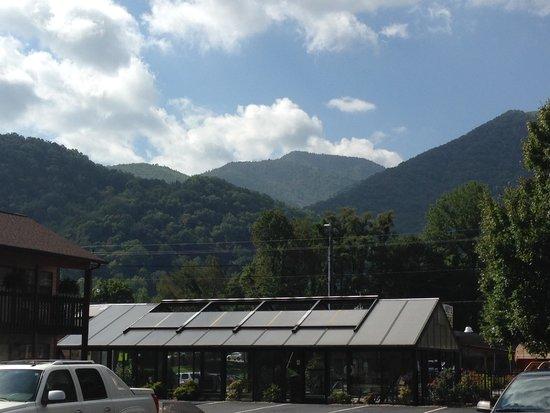 Jonathan Creek Inn and Villas: love the view
