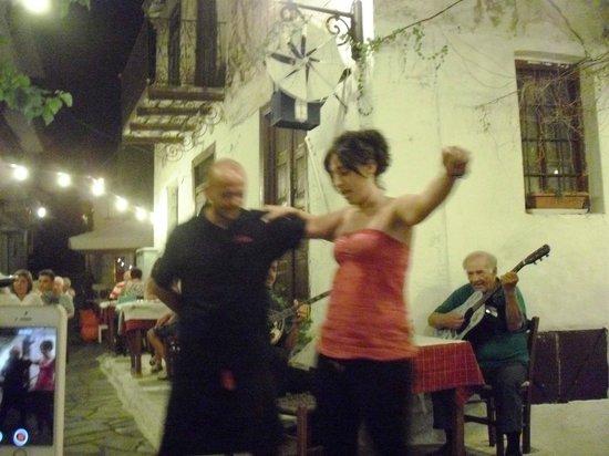 Taverna Alexandros: Alekxandros