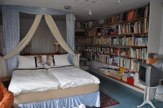 Bleanaskill Lodge: la chambre bibliothèque