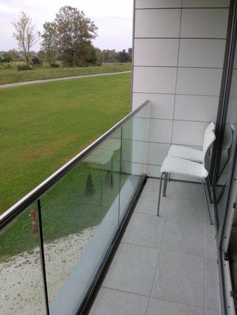 Hotel Terme: Balcony