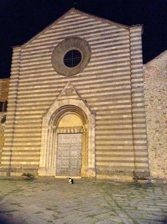 Fontelunga Hotel & Villas: lucignano - local town