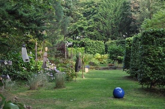 Bleanaskill Lodge: secret garden