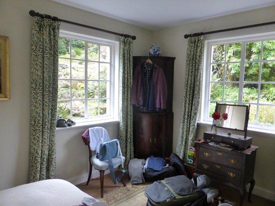 Ard Daraich: Gästezimmer im Erdgeschoss - mit Gartenblick