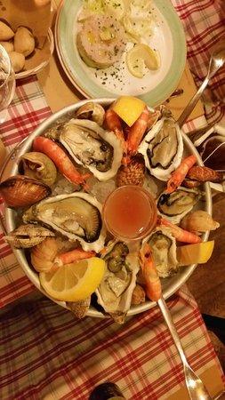 """Frutti di Mare """"Zio Pesce """""""