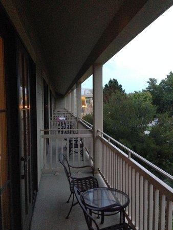 Hyatt Regency Lost Pines Resort and Spa : Balcony View