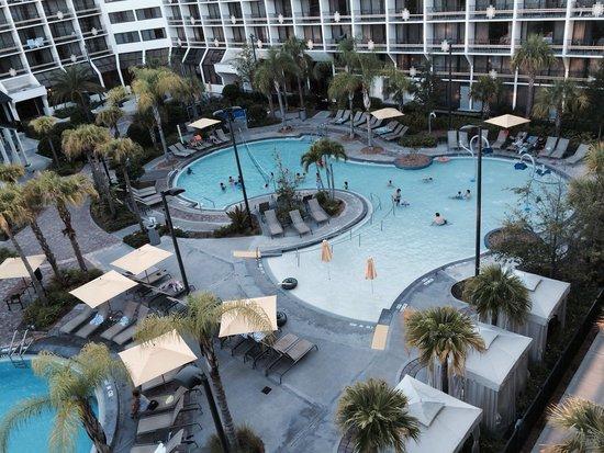 Sheraton Lake Buena Vista Resort: Love the pool!