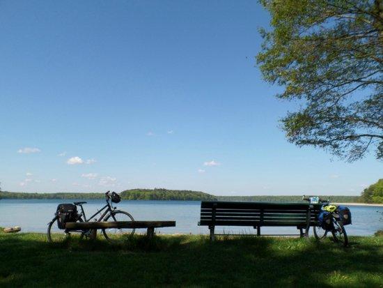 Falster, Danmark: Mecklenburgische Seenpaltte