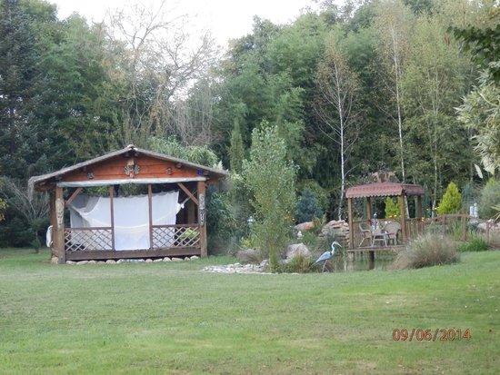 Moulin De Pine : hamacs