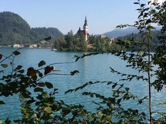 Pri Lenart Hotel : day out at Lake Bled