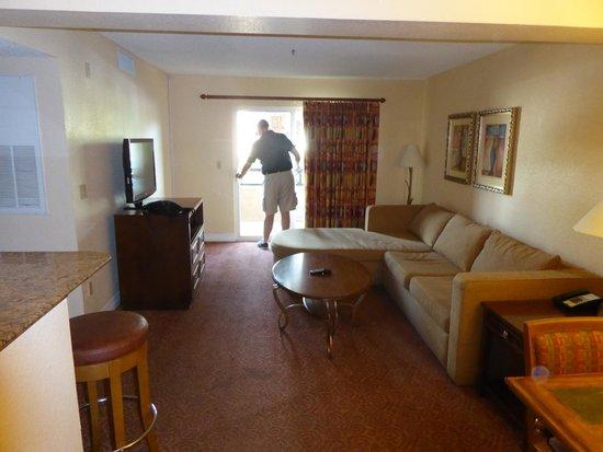 Desert Rose Resort: Lounge