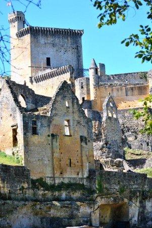 Château de Commarque: Le chateau