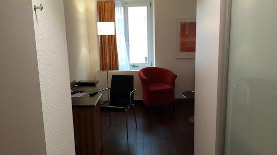 Sorell Hotel Rütli : bedroom