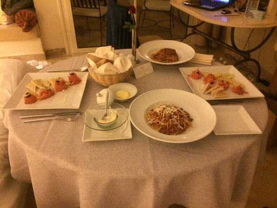The Residence Tunis : Room Service