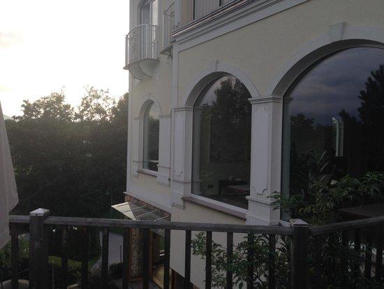 Genussdorf Gmachl - Hotel & Spa: Spa view