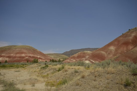 John Day Fossil Beds National Monument: Painted Hills