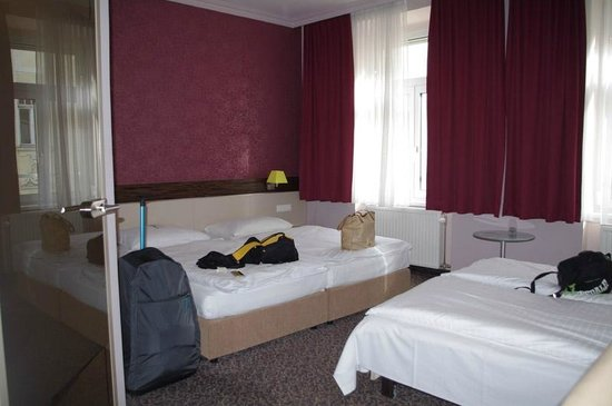 Der Wilhelmshof: Room / Beds
