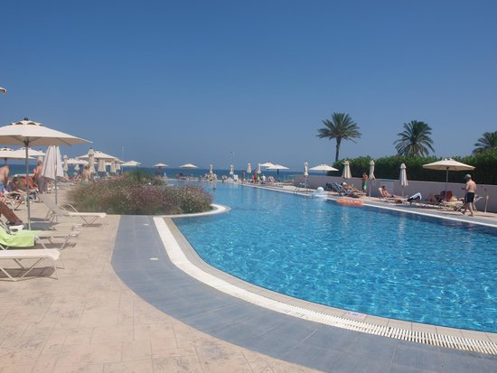 Zorbas Beach Hotel: adult only pool
