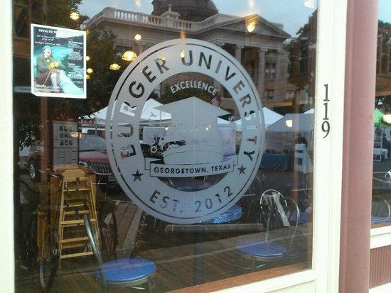 Fast Food Near Georgetown University