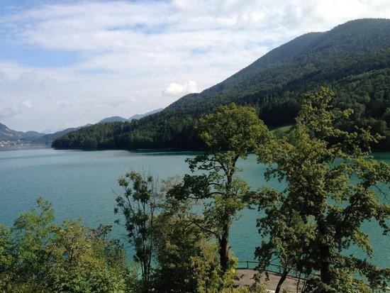 Ebner's Waldhof am See: Lake Fuschl