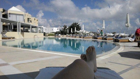 The Majestic Hotel: Piscina