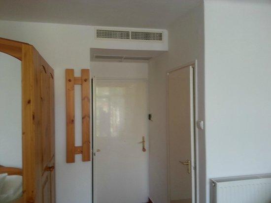Hotel Lido: Aircoditioning