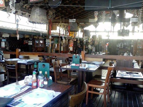 Ambiente rustico e bacana foto de pez o bar indaiatuba for Ambiente rustico