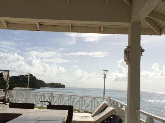 Grenadian by Rex Resorts : Pool bar at the Rex