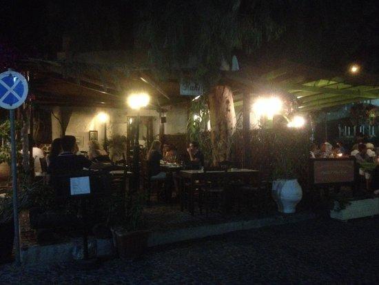 Restaurant Raki: Raki la nuit