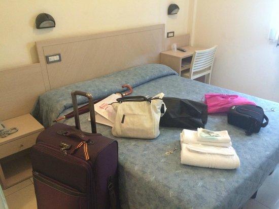 Hotel Calypso: номер