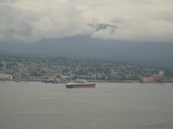Vancouver Lookout: Great view