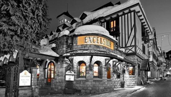 Excelsior - black and white - ...