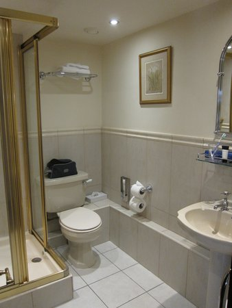 Wynn's Hotel: bathroom