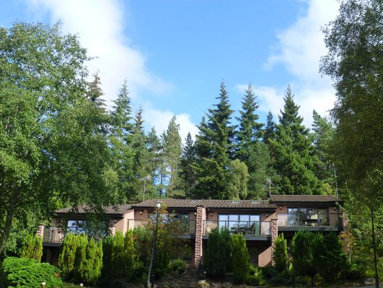 Hilton Grand Vacations Club at Craigendarroch Lodges: lovely lodges