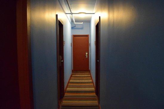 Marrakech Hotel : Couloir hôtel