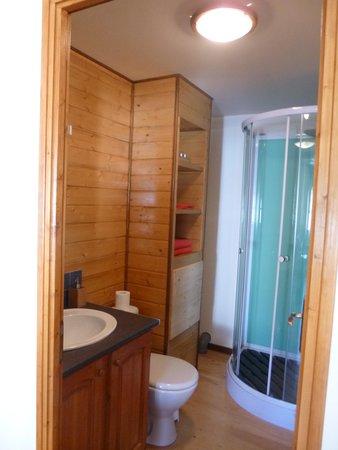 Massat, Франция: Salle de bain